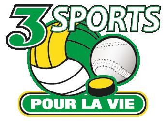 3 Sports pour la vie